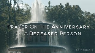 Prayer On The Anniversary Of A Deceased Person HD