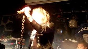 Negative - A Devil On My Shoulder (Hullu Poro, Tampere, 08.04.2012)