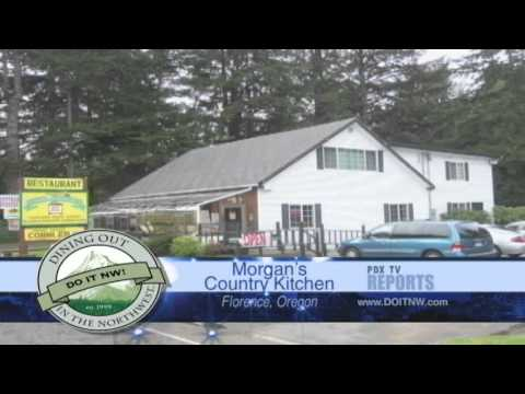 Dining Out In The Northwest Morgan S Country Kitchen Florence Oregon 2