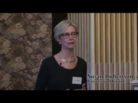 Susan Robertson – Vertigo: Time and space in the contemporary university