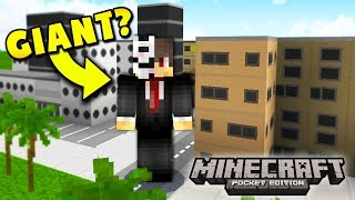 How to build a TINY world in Minecraft! (Minecraft Pocket Edition)