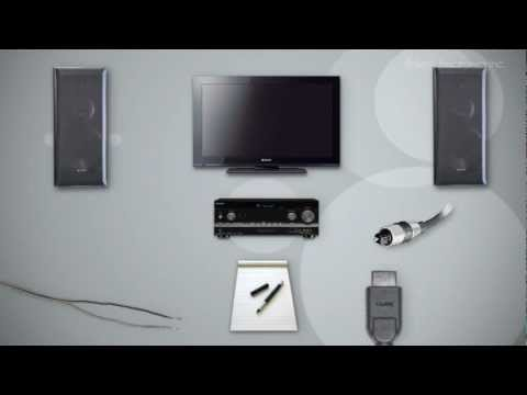 How to Hook Up a Home Theater Using Your Sony TV