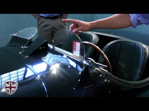 1954 Jaguar XK120 Review