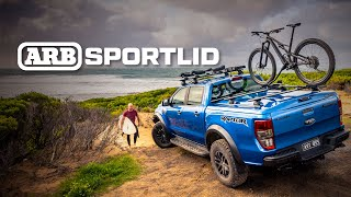 NEW! ARB Sportlid | Versatile hard lid for your ute