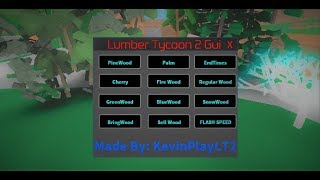 Roblox Lumber Tycoon 2 Hack/Gltich | Teleport Trees TO YOU | New | Flash Speed |