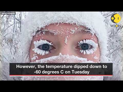Siberia: Coldest inhabited place on earth records - 60-degree Celsius temperature