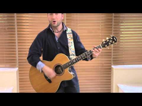 Jamie Ledwith Function Wedding Singer Acoustic Guitar Entertainer - Contemporary Song Medley