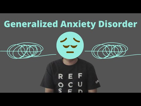 Case of Anderson - Generalized Anxiety Disorder