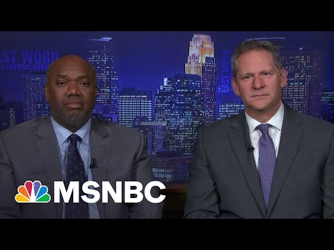 Attorneys Say Joining Chauvin Prosecution Was A 'Moral Moment'   The Last Word   MSNBC
