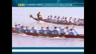 Гонки на лодках-драконах. Открытый чемпионат по драгонбот в Полтаве