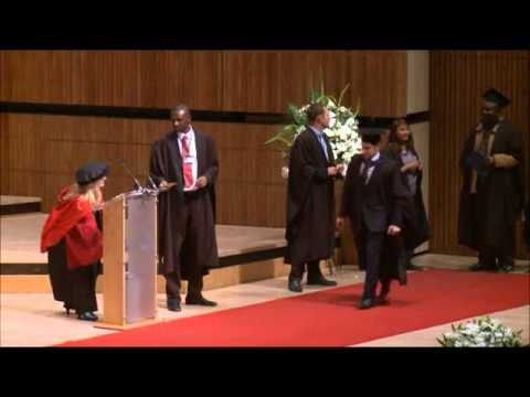 London South Bank University Graduation Cermoney