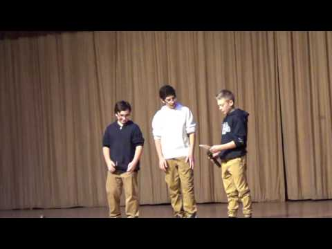Circleville Middle School Variety Show 11/18/2016
