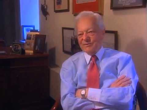 Bob Schieffer on interviewing President Richard Nixon - EMMYTVLEGENDS.ORG