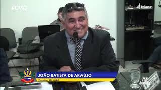 Seu João   Pronunciamento 27 11 2020