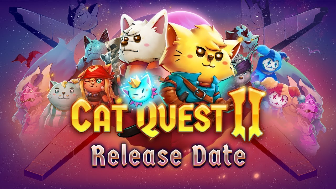 Cat Quest 2' Gets New Trailer and Release Date on Steam