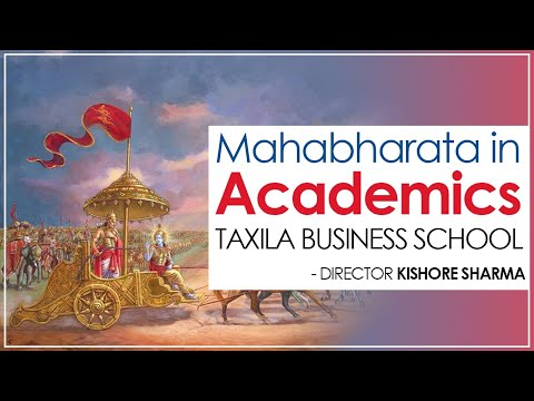 Kishore sharma of Taxila Business School for MBA in Jaipur
