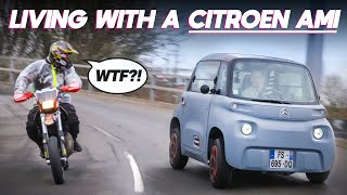 Living With A Citroen Ami