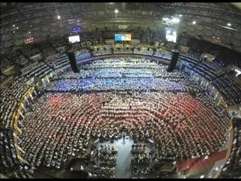 Récord mundial en el Poliedro: Gran concierto con 10.701 músicos en homenaje a José Antonio Abreu