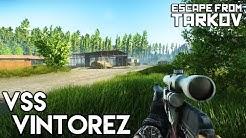 » VSS VINTOREZ « Bestes Scharfschützen Visier, Escape From Tarkov