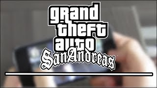 Análise do jogo: GTA San Andreas para iPhone/iPod/iPad!