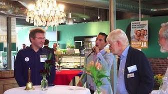 Abstimmung über die Vollgeld-Initiative - Ansprachen auf Abstimmungsfeier in Bern