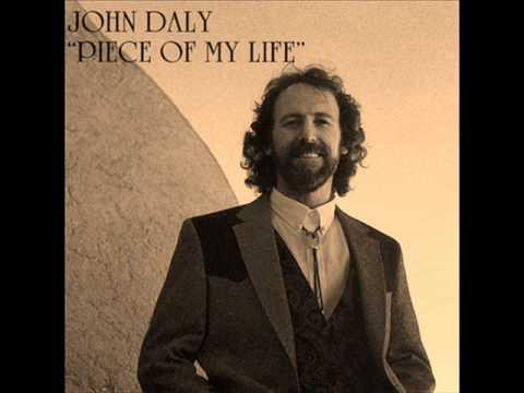 JOHN DALY - TONIGHT THE COWBOY RIDES AWAY 1988