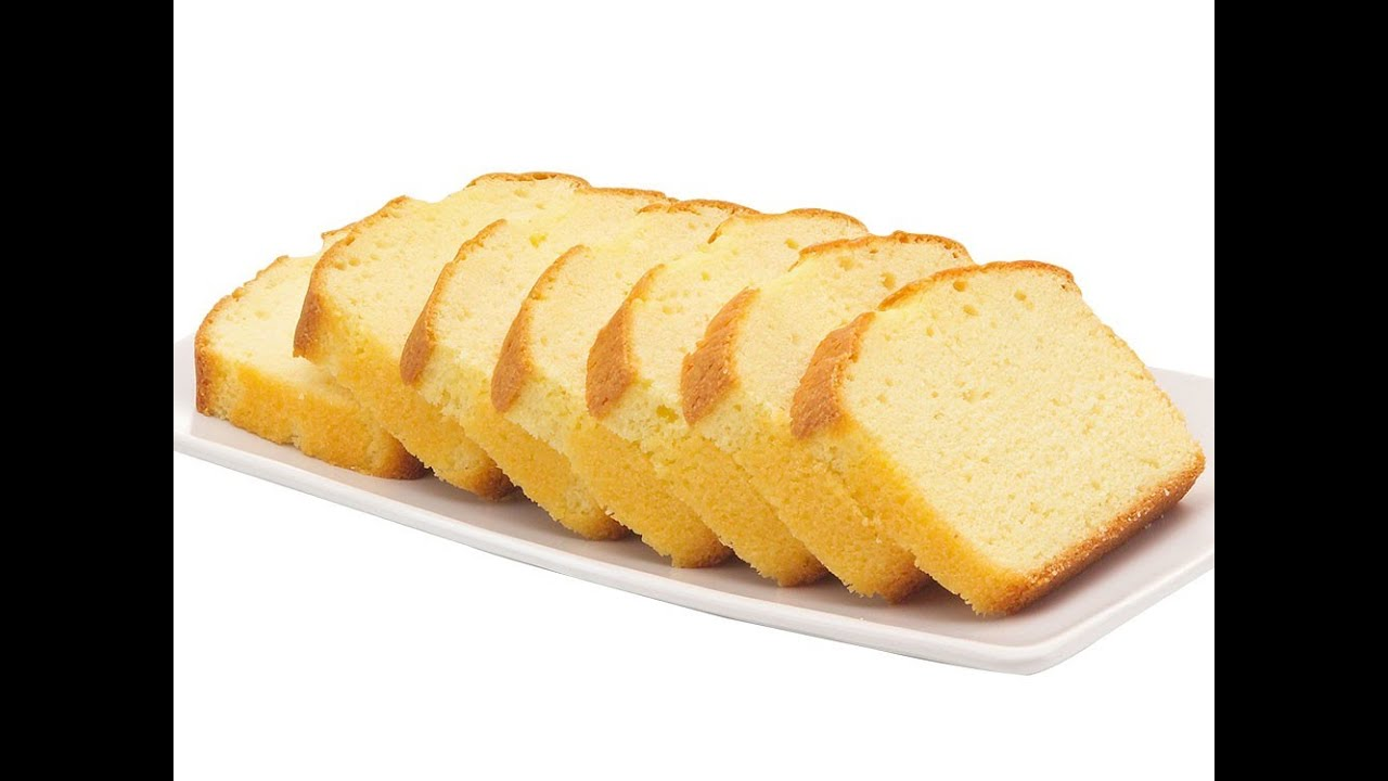 Old Fashioned Moist Pound Cake