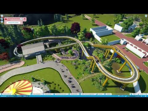 Planet Coaster Theme Park #036 Unsere neue Umsatz Hoffnung