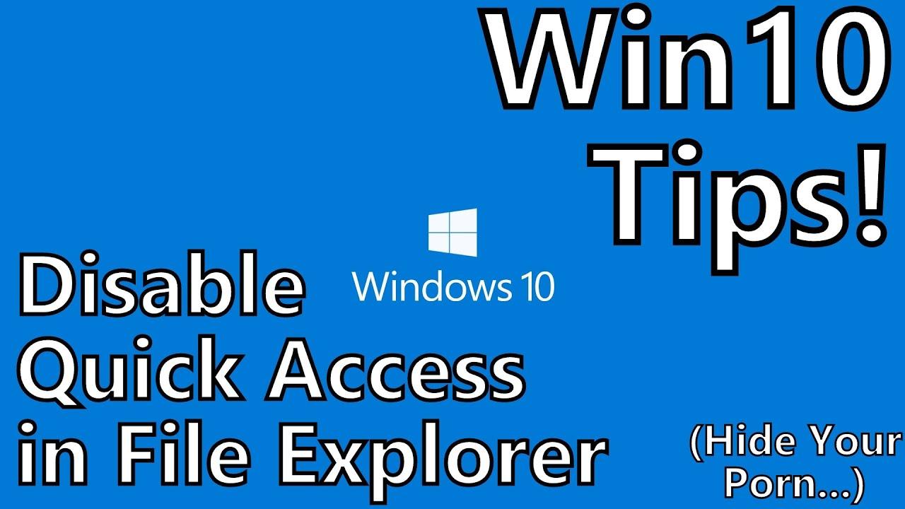 Windows 10 Tips Disable -8978