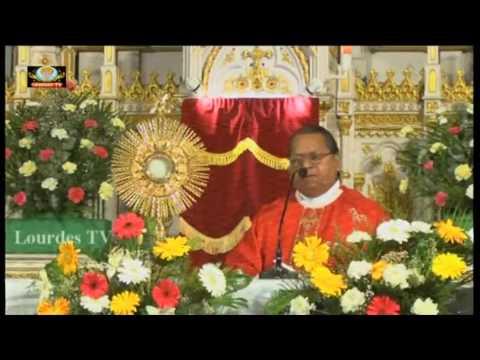 Sacred Heart Basilica, Puducherry_04-02-2017