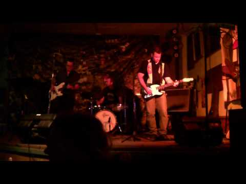 Butcher Holler Band  @ Way Out    - Woke up Old/ Trouble