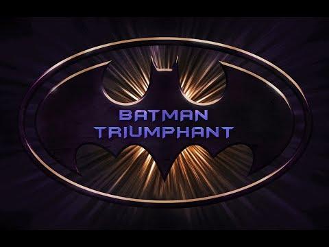 Batman Triumphant Trailer