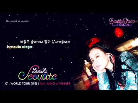 LEE HI - WORLD TOUR feat. MINO of WINNER (Sub Español + Karaoke)