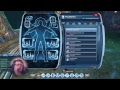 DC Universe Online - Atlantis Live Gameplay - Water Powers