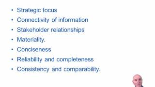 ACCA P3 Chapter 26 Integrated Reporting