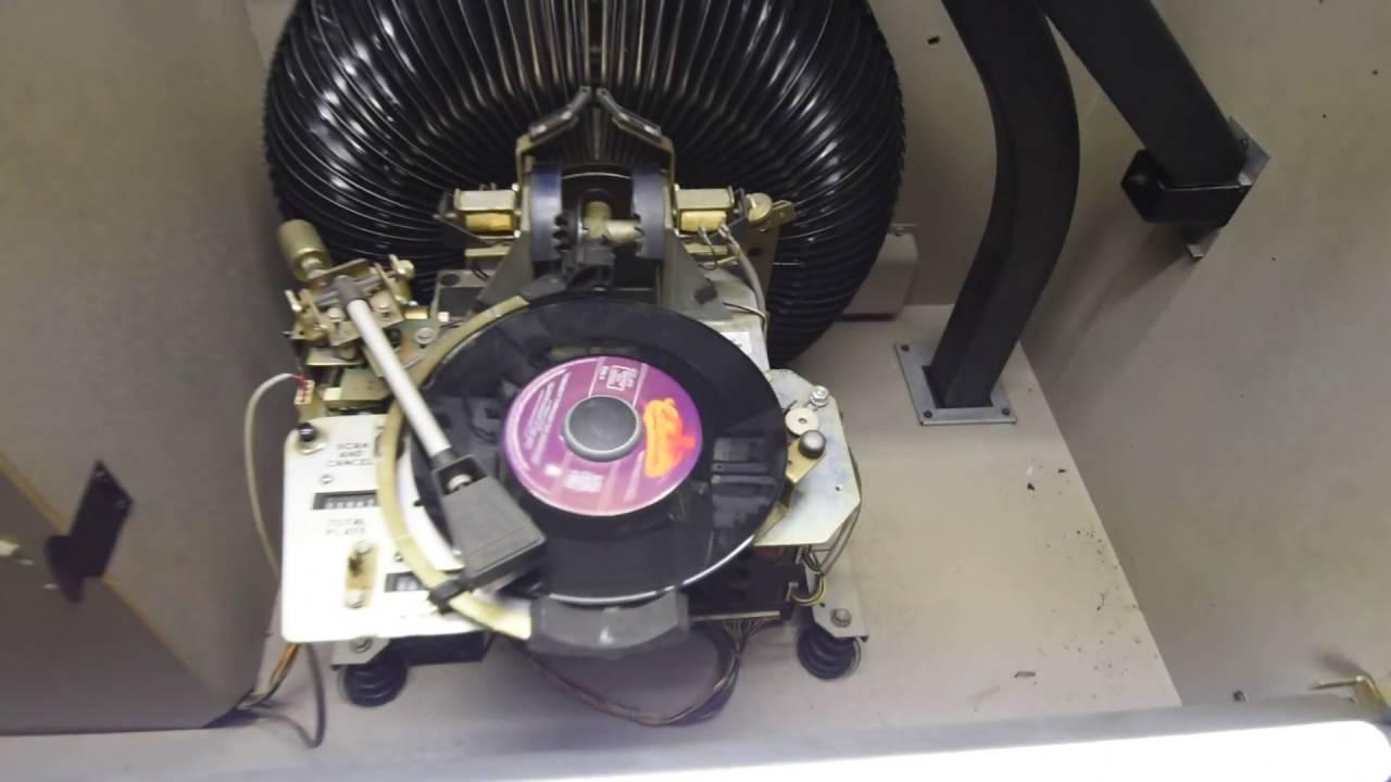 AMI Rowe R-88 Jukebox - YouTube