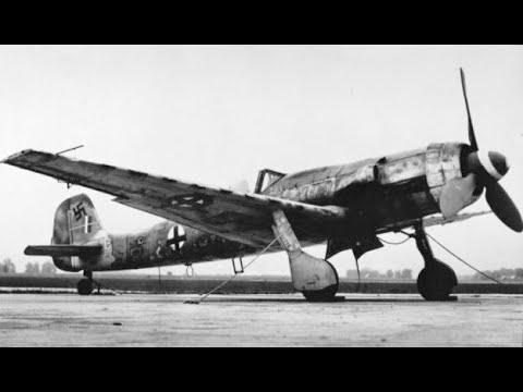 Focke-Wulf Ta 152 H-1 Extreme Speed At High Altitudes.