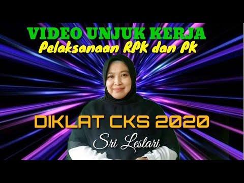 VIDEO UNJUK KERJA PELAKSANAAN RPK DAN PK DIKLAT CALON KEPALA SEKOLAH TAHUN 2020