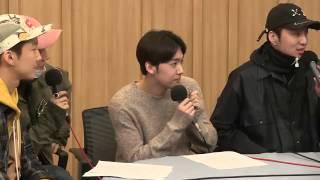 "[SBS]두시탈출컬투쇼,위너 김진우, 멤버들 자작곡 평가 ""대중적인 귀"""