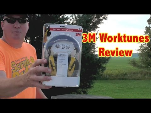 3M Worktunes Hearing Protection- Review