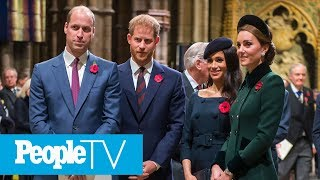 Meghan Markle & Harry's New Foundation Name Revealed After Split From William & Kate | PeopleTV