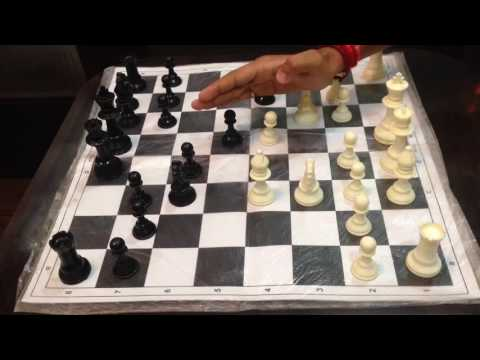 Legal mate (Rustom movie chess trick) Best chess technique in the world (in Hindi)