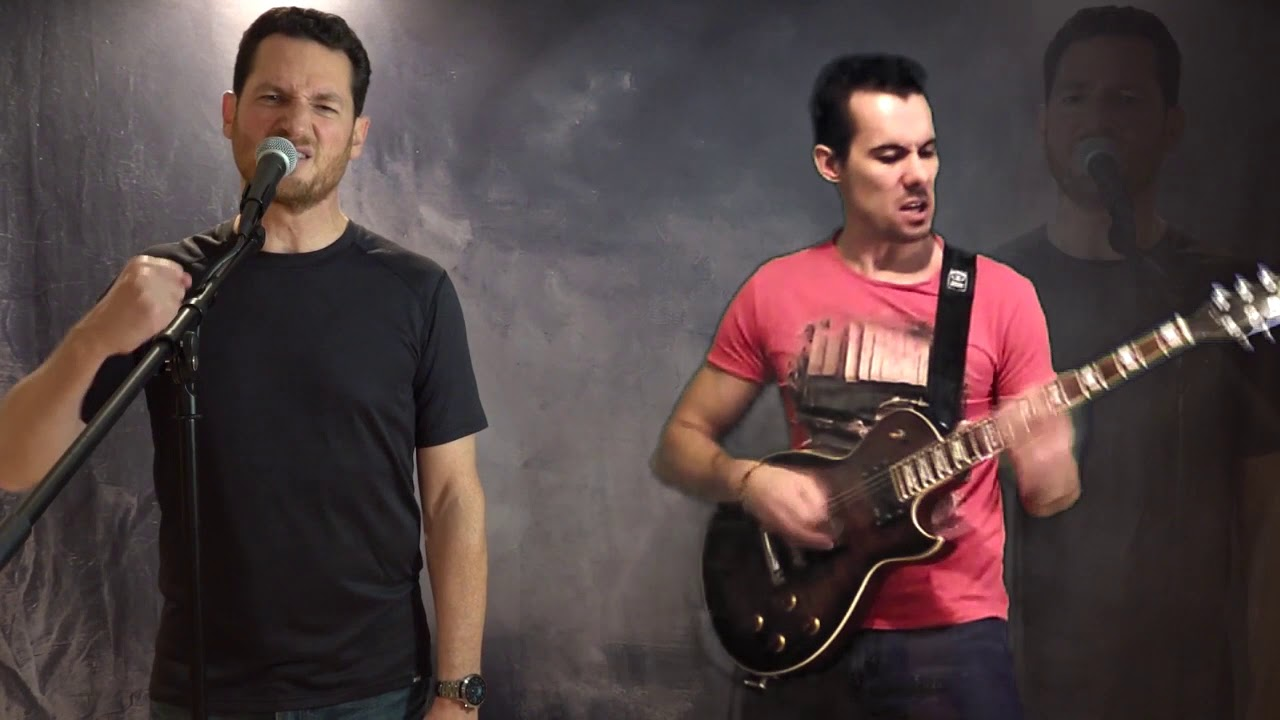 Higher - Creed (Cover By Adam Ruchman and Alessandro Zenatti)