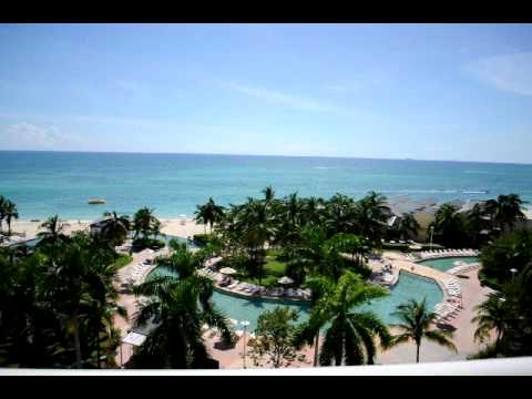 Tour Of An Oceanfront Room At The Grand Lucayan On Bahama Island