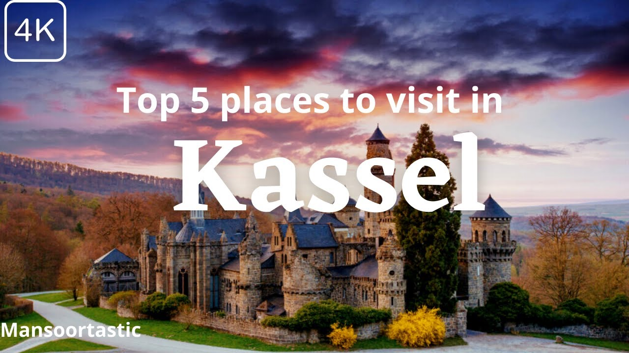 Download A Day Tour in Kassel Germany 4K