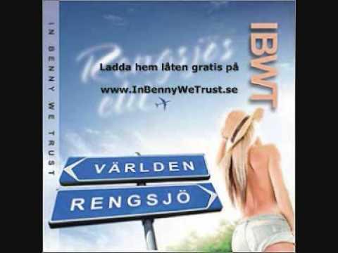 In Benny We Trust - Sången om ett samhälle där ingenting är fint