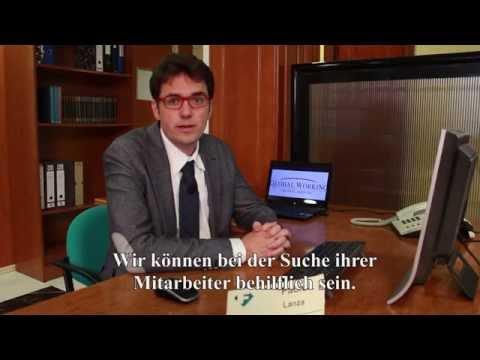Global Working Recruitment - French/German