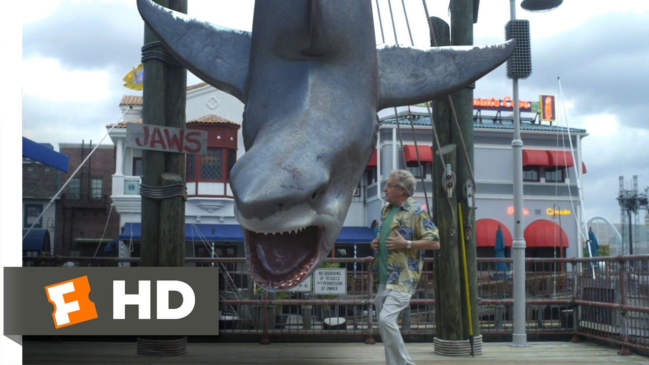 Download Sharknado 3: Oh Hell No! (5/10) Movie CLIP - Take My Picture! (2015) HD
