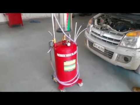 Pneumatic Oil Extractor Autonics Machines India Pvt Ltd