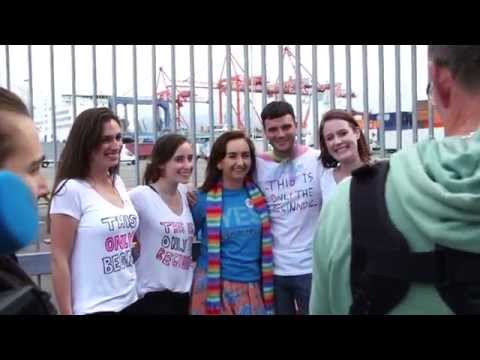 Home to vote: Irish emigrants have their say on gay marriage